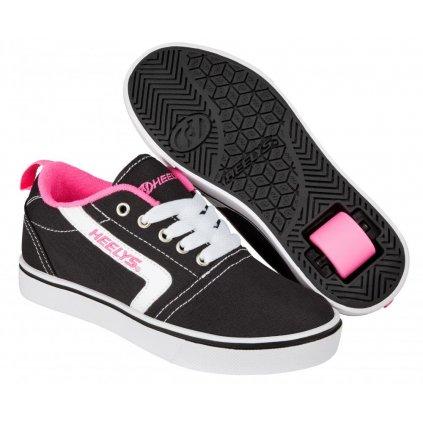 Heelys - GR8 Pro Black/Pink - koloboty
