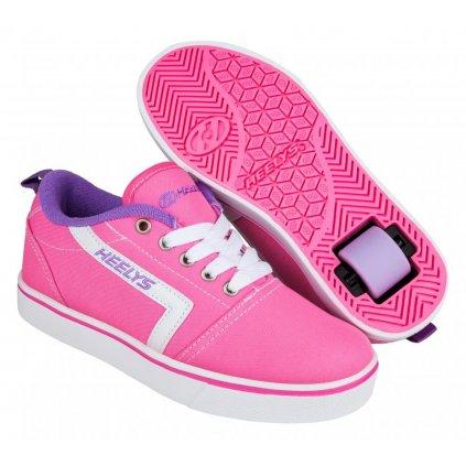 Heelys - GR8 Pro Pink - koloboty