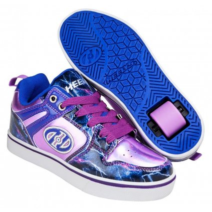 Heelys - Motion 2.0 Lilac/Electric Blue/Lightning - koloboty
