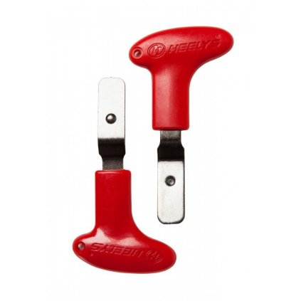 Heelys - Tool Wheel Removal - nářadí na kolečka a záslepky