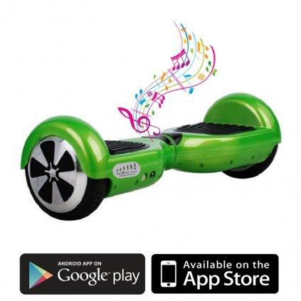 Kolonožka - Standard Bluetooth APP - Zelená