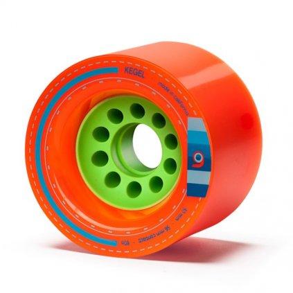 Orangatang - Kegel Wheels 80 mm 80a (sada 4 ks)