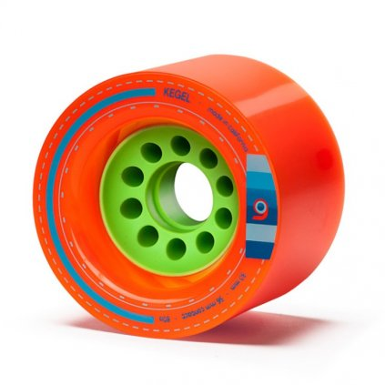 Orangatang - Kegel Wheels 80 mm 80a (sada 4 ks)