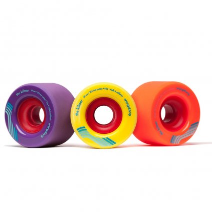 Orangatang - Kilmer Wheels 69 mm 80a/83a/86a (sada 4 ks)
