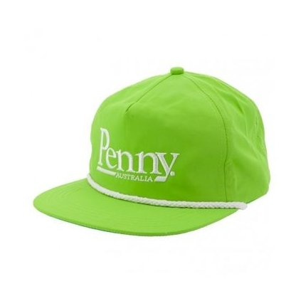 Penny Cap Lime Green - Kšiltovka