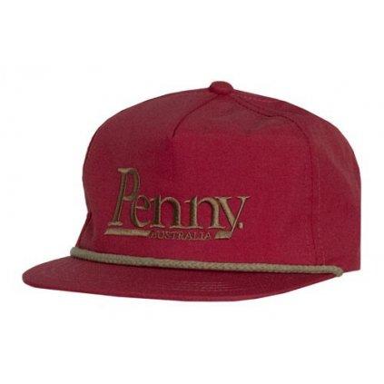 Penny Cap Red - Kšiltovka