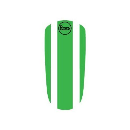 "Penny Panel Sticker 22"" - Green"