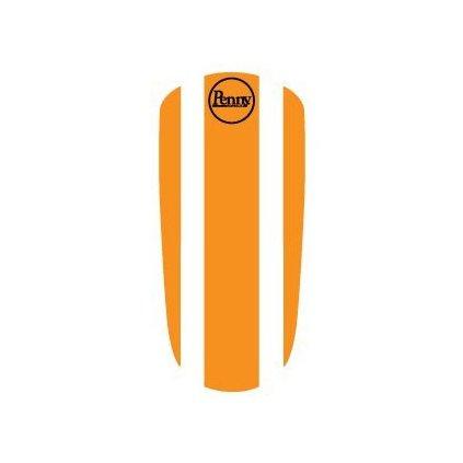 "Penny Panel Sticker 22"" Orange"