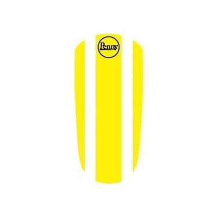 "Penny Panel Sticker 22"" Yellow"