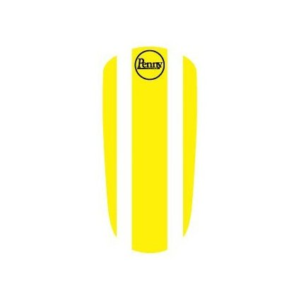 "Penny Panel Sticker 22"" - Yellow"