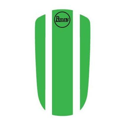 "Penny Panel Sticker 27"" Green"