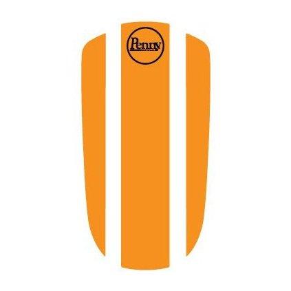 "Penny Panel Sticker 27"" Orange"