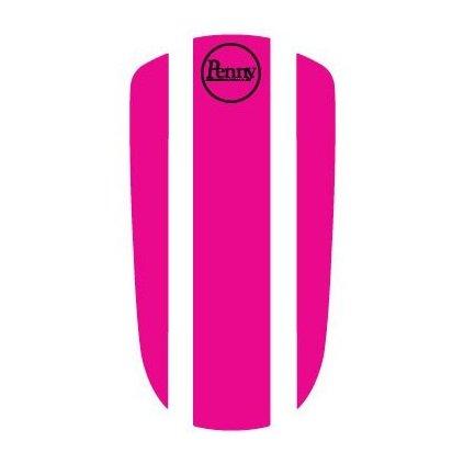 "Penny Panel Sticker 27"" Pink"