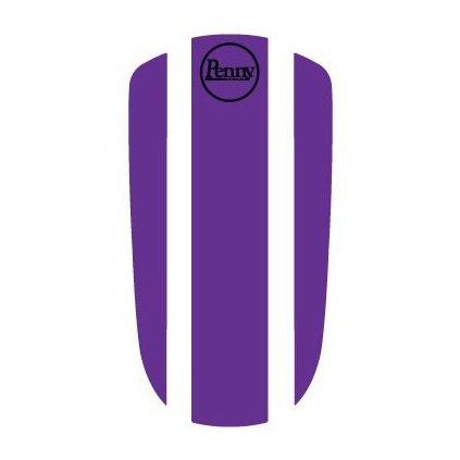 "Penny Panel Sticker 27"" Purple"