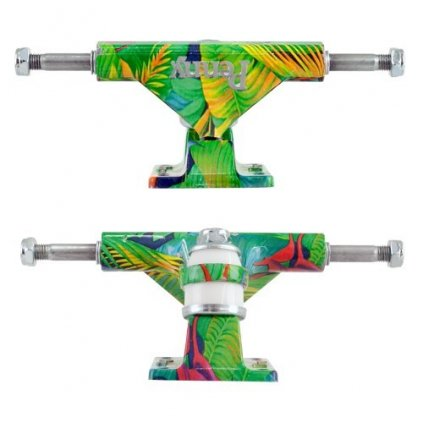 "Penny Truck 4"" - Tropical - (sada 2ks)"