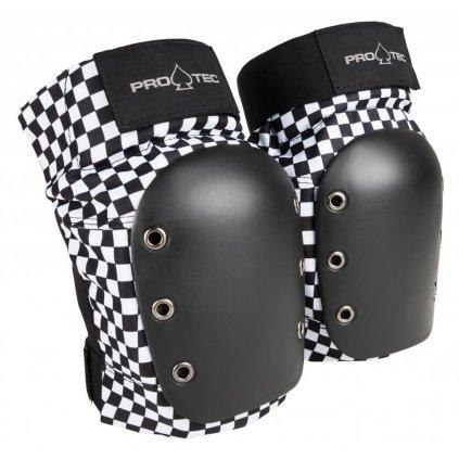 Pro-Tec - Street Knee Pads Checker - Kolenní chrániče