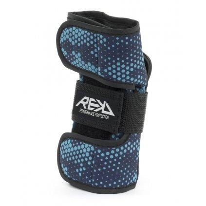 Rekd - Wrist Guards Blue - chrániče zápěstí