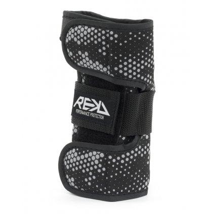 Rekd - Wrist Guards Grey - chrániče zápěstí