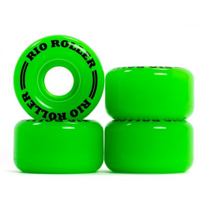 RIO504 Rio Roller Coaster Wheels Green Group
