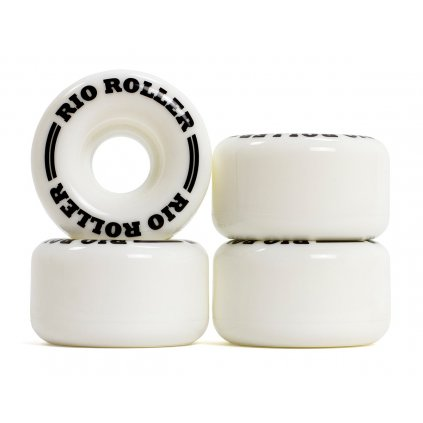 RIO504 Rio Roller Coaster Wheels White Group