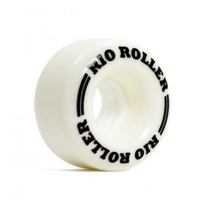 Rio - Roller Coaster White (sada 4 koleček)