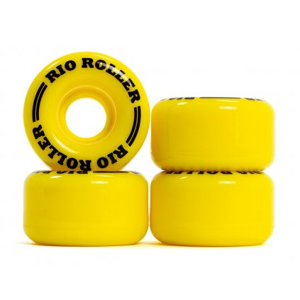 RIO504 Rio Roller Coaster Wheels Yellow Group
