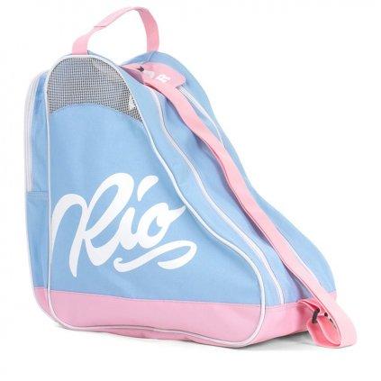 Rio - Roller Script Bag - Blue/Pink - obal na brusle