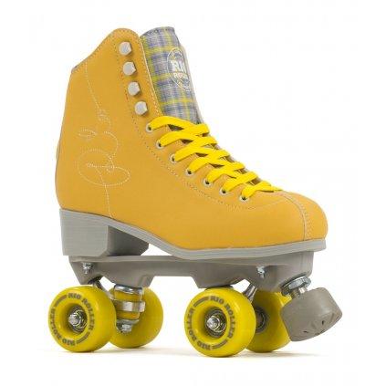 Rio - Roller Signature Yellow - trekové brusle