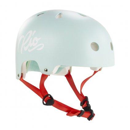 Rio Roller - Script Teal - helma