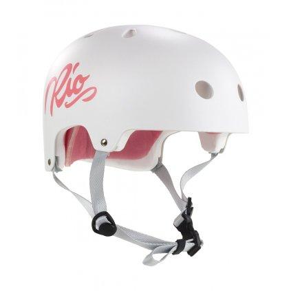 Rio Roller - Script White - helma