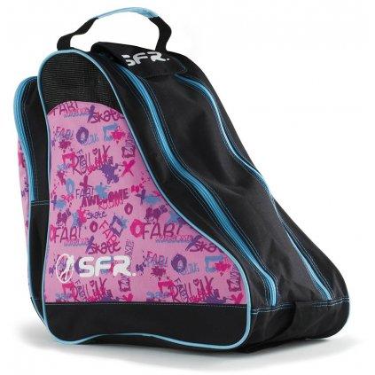 SFR - Designer Bag PinkGraffiti