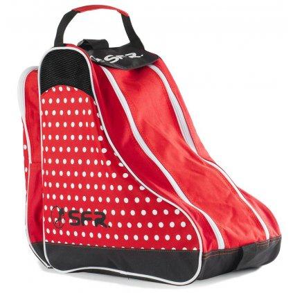 SFR - Designer Bag - Red - obal na brusle