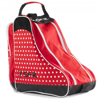 SFR - Designer Bag - Red - obal na brusle