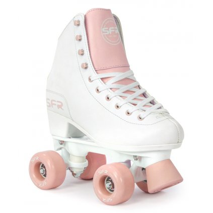 SFR - Figure White/Pink