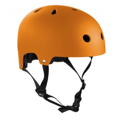 H159 SFR Essentials Helmet Matt Orange Main