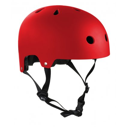 H159 SFR Essentials Helmet Matt Red Main