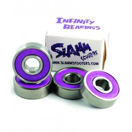 Slamm - Infinity ABEC - 9 - ložiska