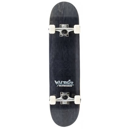 "Voltage - Graffiti Logo 7,5"" Black -  skateboard"