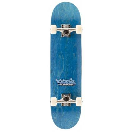 "Voltage - Graffiti Logo 7,5"" Blue -  skateboard"