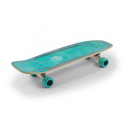 "Mindless - Surf Skate 30"" Green - surfskate"