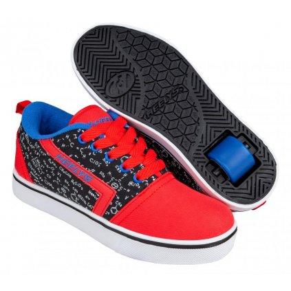 Heelys - GR8 Pro Red/Black/Blue/Chemistry