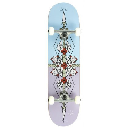 "Enuff - Flash Purple/Blue 8"" - skateboard"