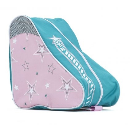 SFR - Star Bag Pink/Green - obal na brusle