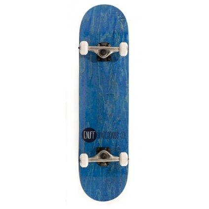 "Enuff - Logo Stain - 8"" - Blue skateboard"