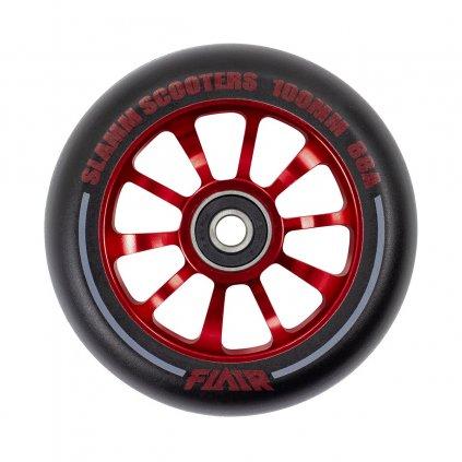 Slamm - Flair V2 Red 100 mm kolečka (1ks)