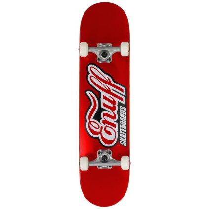 """Enuff - Classic Logo Red 7,75"""" / 7,25"""" - skateboard"""