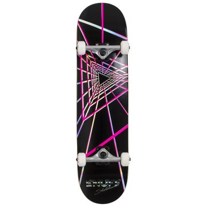 "Enuff - Futurism Black 8"" - skateboard"