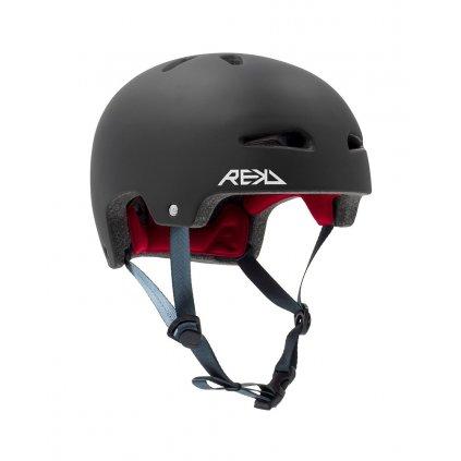 Rekd - Junior Ultralite In-Mold Black - helma