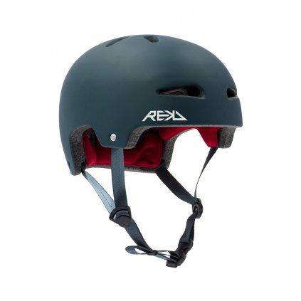 Rekd - Junior Ultralite In-Mold Blue - helma