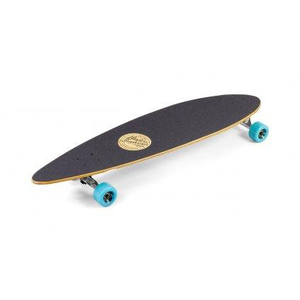 "Mindless - Rogue V4 Blue 38"" longboard"